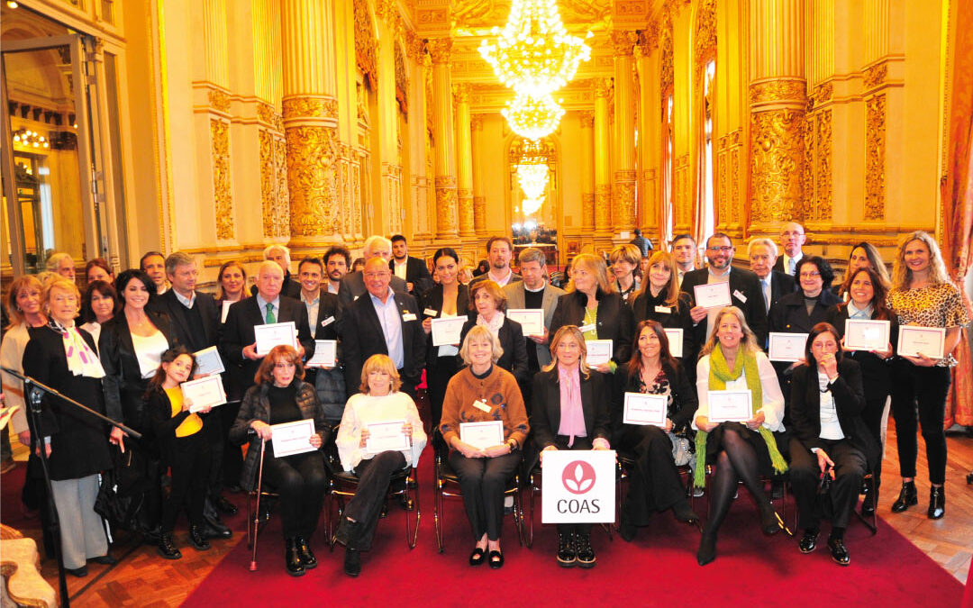 Premios COAS a la Solidaridad 2019